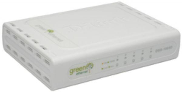 D-Link DGS-1005D 5-Port Gigabit Switch