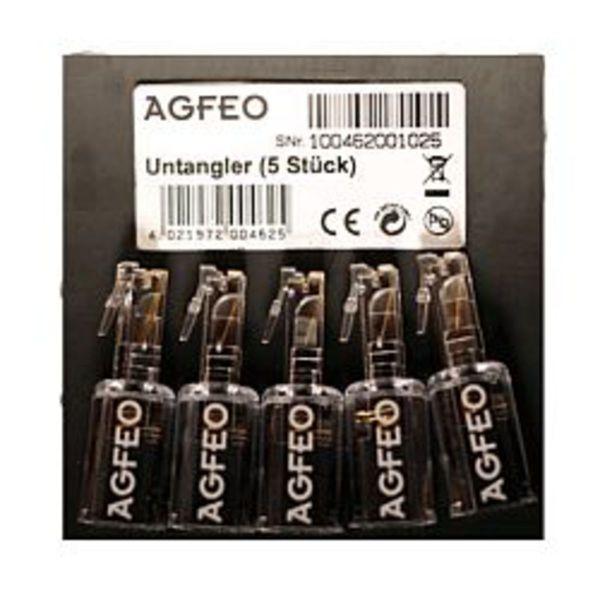 AGFEO Untangler (5 Stück)