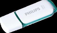 Philips USB 3.0 256GB Snow Edition Green