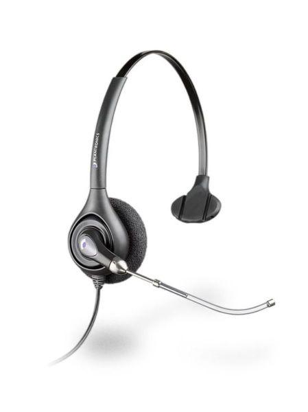 Plantronics SupraPlus Wideband H251H monaural QD für Hörgeräte