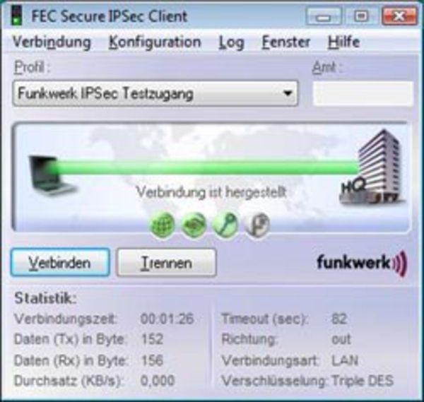 bintec Secure IPSEC-VPN-CLIENT5