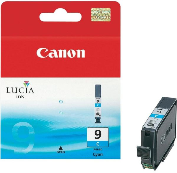 Canon Tintenpatrone PGI-9C cyan