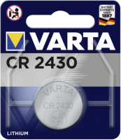 10x1 Varta electronic CR 2430