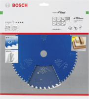Bosch Kreissägeblatt EX WO H 235x30-48